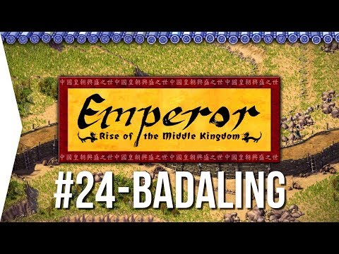 Emperor ► Mission 24 Emperor Qin's Great Wall - [1080p Widescreen] - Let's Play Game