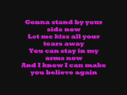 Celine Dion- Stand by your side