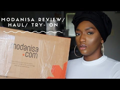 MY HONEST REVIEW ON MODANISA