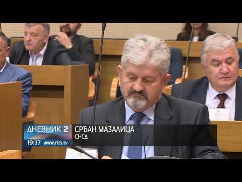 Posebna sjednica NSRS o vitalnom interesu Srpske