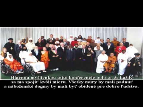 Ekumenizmus - Duchovný nevestinec (Slovenské titulky)