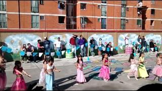 Gambar cover Danza árabe de Vane
