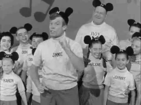 "Mickey Mouse Club ""Merry Mousketeers"""