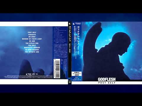GODFLESH Post Self Full Album Japanese Press