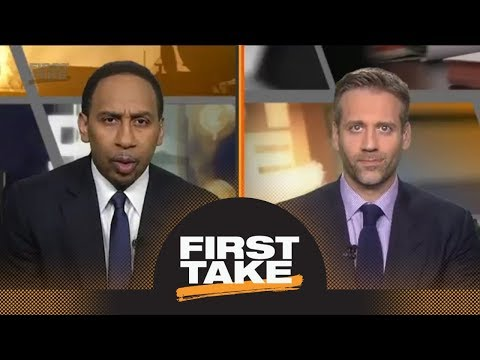 Stephen A. and Max react to Celtics defeating Cavaliers in Game 1   First Take   ESPN