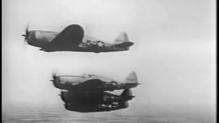 P-47 Thunderbolt World Wide Combat Operations - 1945