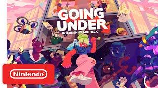 Going Under - Launch Trailer - Nintendo Switch