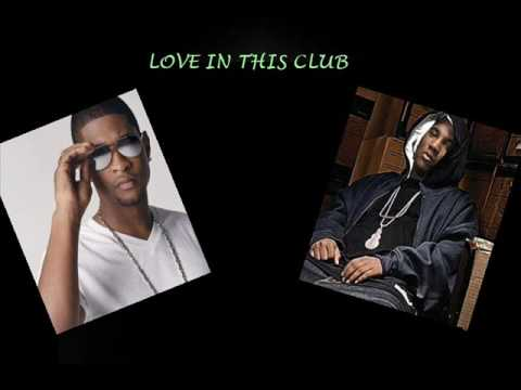 Usher feat Young Jeezy  Love In This Club Remix