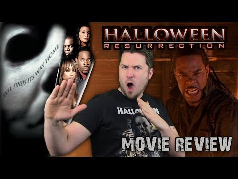 Halloween: Resurrection (2002) – Movie Review