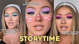 Makeup Storytime by Kaylieleass | Part 1