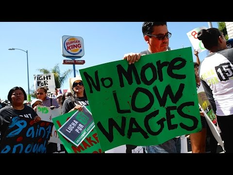 Minimum Wage Increases Cause Faster Job Growth