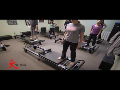 Aero Pilates Reformer Workout Palo Alto KB Fitness Small Group Classes