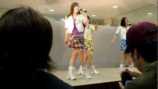 Performance by Okinawan Idol group Lucky Color's!