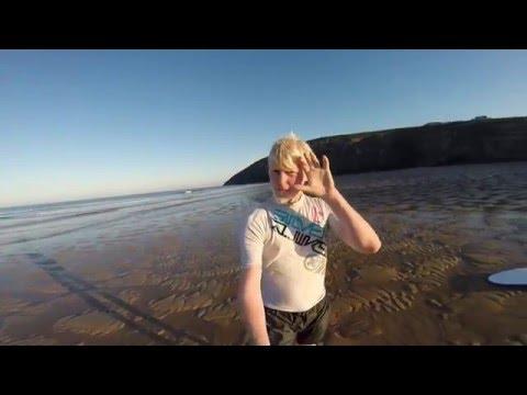 Mawgan Porth mini holiday 2015