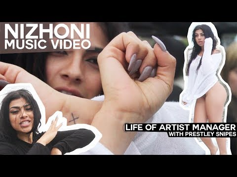 Life of Artist Manager Nizhoni Cooley Music Video YouTube – Music Artist Manager