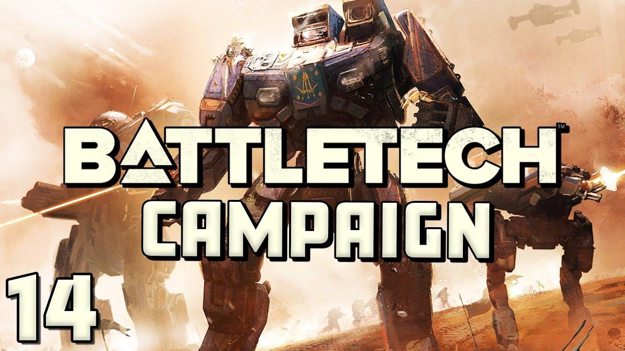 Battletech Campaign Let's Play - Liberation Panzyr 1 of 2 - Part 14