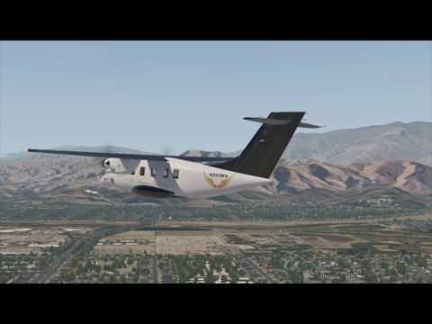 X-Plane 11 Evektor OUTBACK EV-55