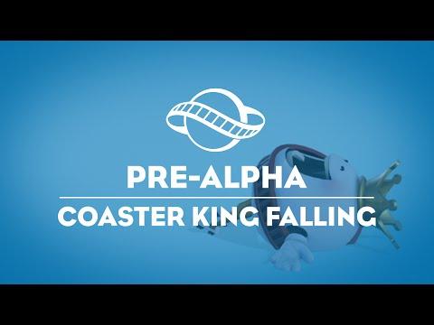 King Coaster Falling