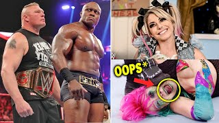 Major WWE Championship Plans LEAKED... Brock Lesnar Storyline, Reason Why WWE Pushing Bobby Lashley