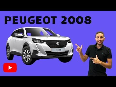 Renting Peugeot 2008
