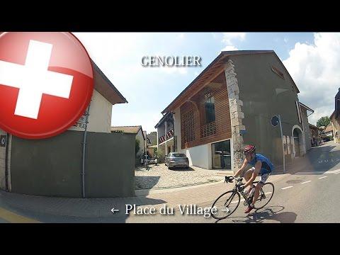SUISSE / Genève Aéroport - Clinique de Genolier