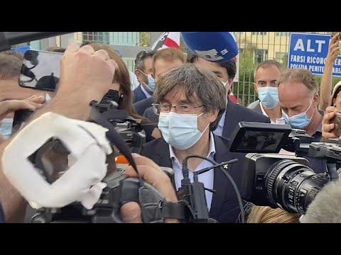 الرئيس السابق لإقليم كتالونيا يعلن أنه سيعود إلى بلجيكا…
