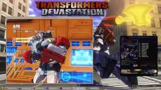 Transformers Devastation +10 Trainer