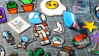 Shrink Plastic! (DIY