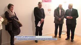 Voisins-le-Bretonneux : 117e logement solidaire pour SNL