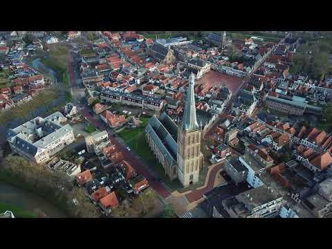Steenwijk Toren 4K