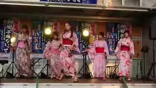 2018.08.24 神田お祭りイベント「縁起市 神田半端ないって」 美少女伝説...