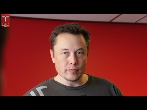 Elon Musk Townhall meeting Amsterdam (HD): Firmware Version 6.0, SuperCharger Locations Europe, etc.