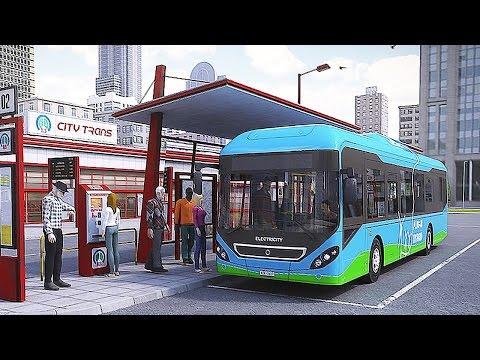 Novo Jogo de Ônibus para Celular - Bus Simulator PRO 2017