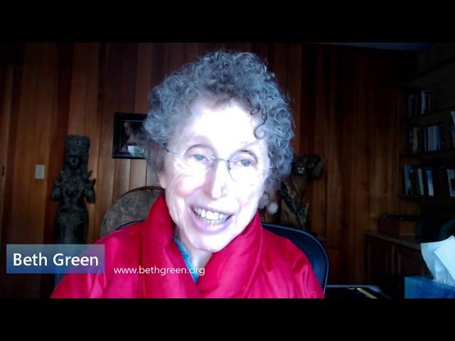 Seniors, Bernie & the Inner Revolution, Beth Green