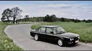 BMW M5 (E28) Reviewed by Chris Harris