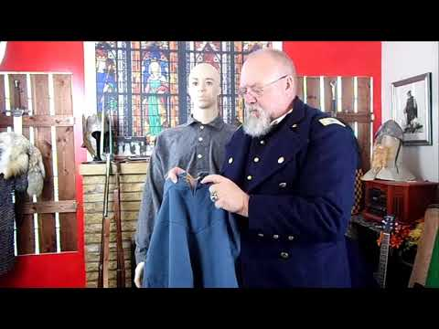The Basic Federal Uniform For Civil War Reenactors