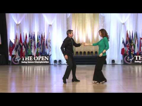 2016   Strictly Swing Masters   Gary Thompson & Laura Thompson   US Open