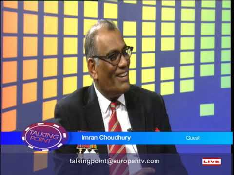 Talking Point with Imran A Chowdhury S1 071218