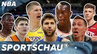 Die 7 deutschen Spieler in der NBA - Saison-Ausblick I Sportschau