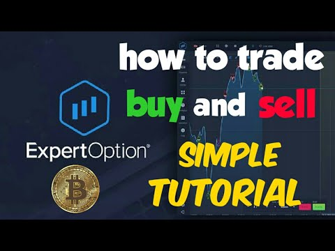 Expert option tutorial