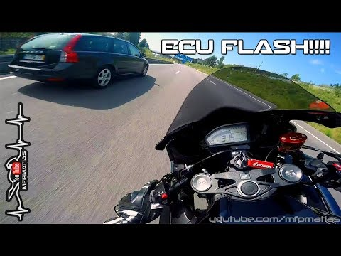 HONDA CBR 1000 RR | FULL THROTTLE | ECU FLASH !!