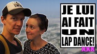 JE LUI AI FAIT UN LAP DANCE! (Burj Khalifa, Dubai) | Alex & MJ - On the GO