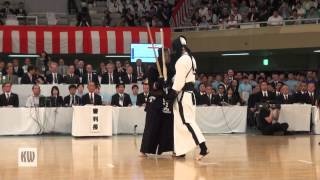 16th World Kendo Championships - Men's team — Final — match 1