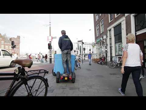 Luggage Delivery Service Amsterdam