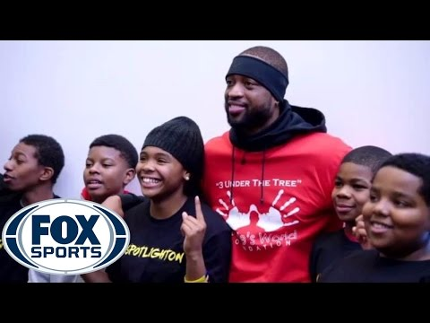 Dwyane Wade works to stop violence in Chicago - EXTENDED CUT | FOX SPORTS