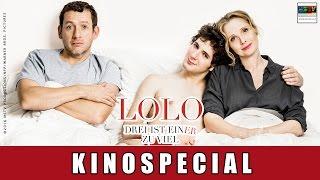 Lolo - Drei ist einer zu viel - Kinospecial | Julie Delpy | Dany Boon