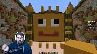 Minecraft Yapı Kapışması w/Eso w/ T.E.O Hayaller Ve Gerçekler