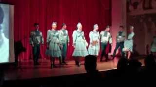 Концерт в Семёновском КЗ, Ансамбль танца ЗАДИРИСТАЯ