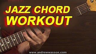Jazz Chord Workout Mp3