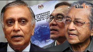 RCI forex salahkan Nor Yakcop, babitkan Dr M dan Anwar